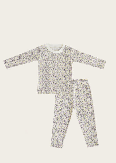 Jamie Kay Pajama Set in Summer Floral