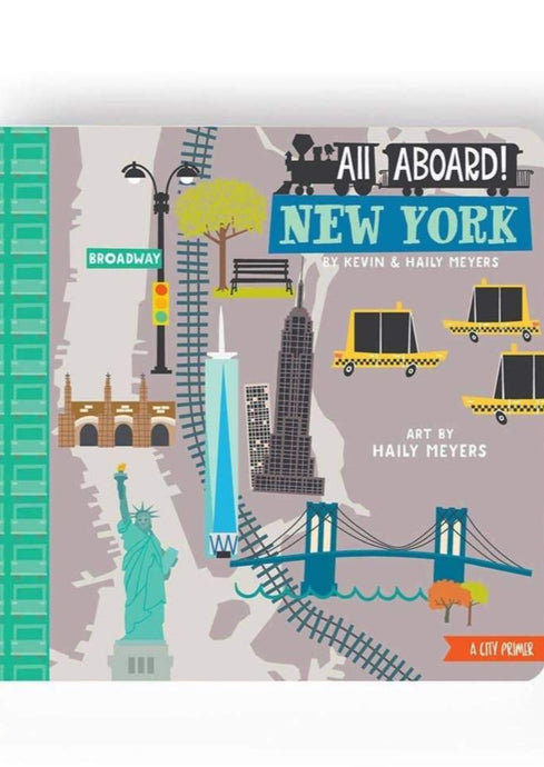 Lucy Darling | All Aboard New York Children's Book