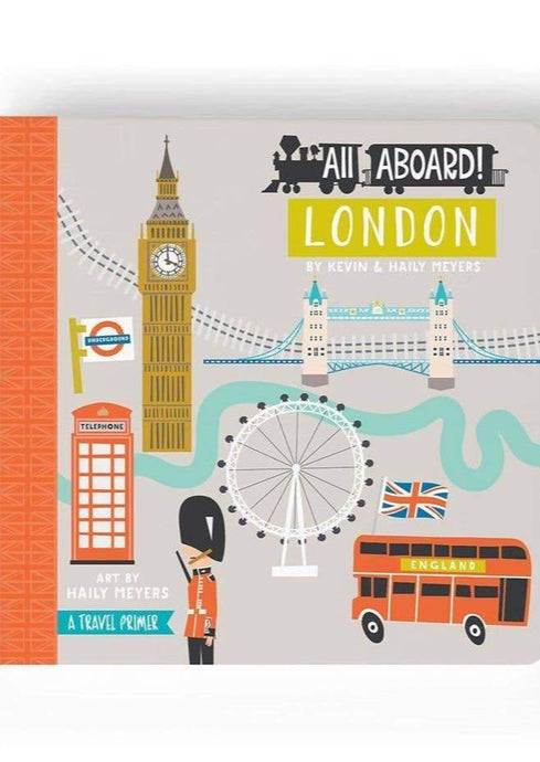 Lucy Darling | All Aboard London Children's Book
