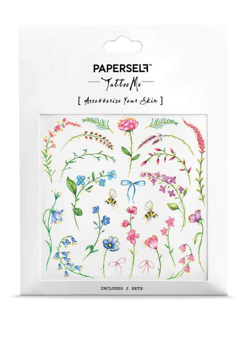 Paperself | Temporary Tattoos | various options