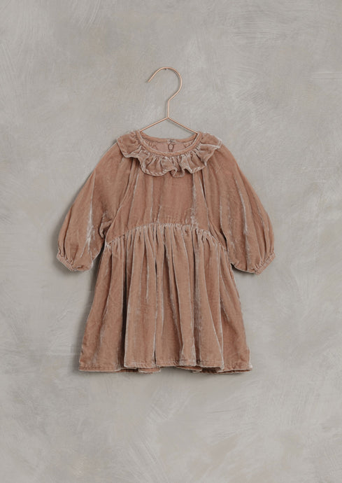 Noralee Adeline Dress in Dusty Rose