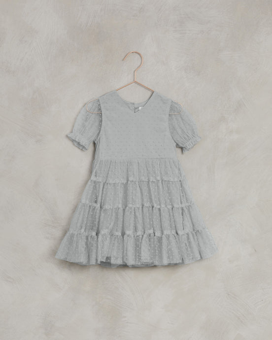 Noralee Dottie Dress in Blue