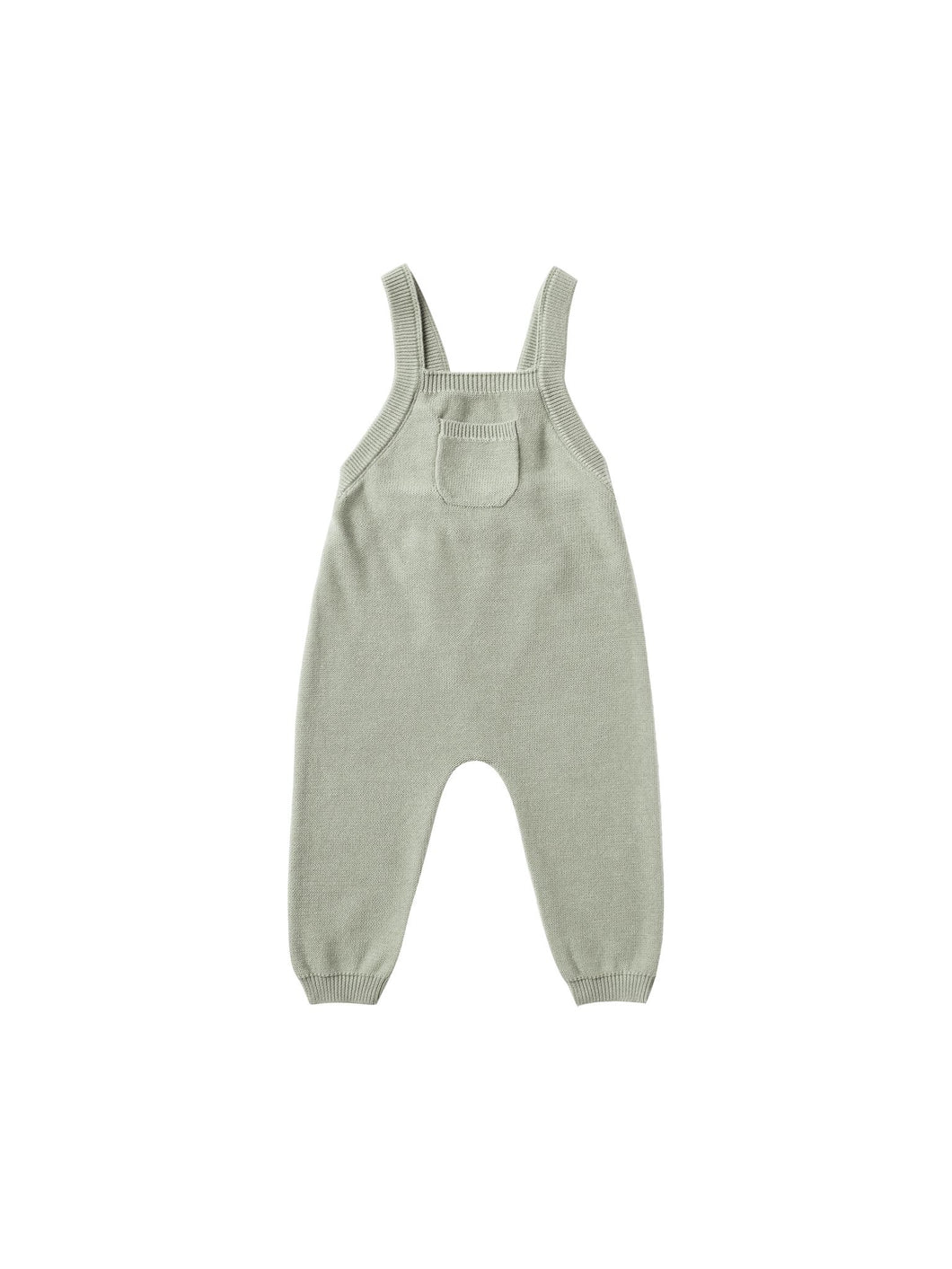 Quincy Mae | Knit Overall | Sage