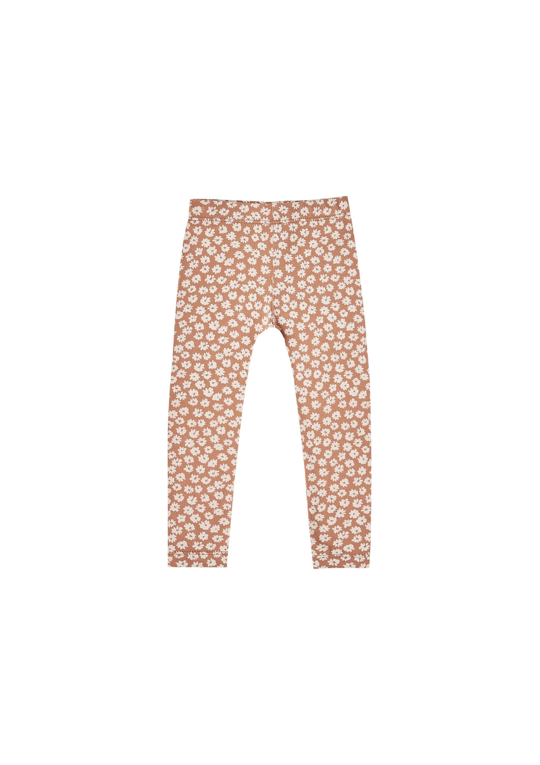 Rylee & Cru Ditsy Leggings Terracotta