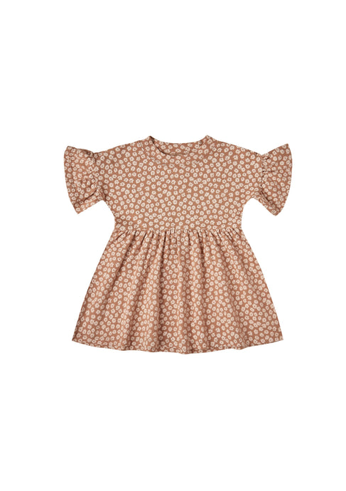 Rylee & Cru Baby Doll Dress Ditsy