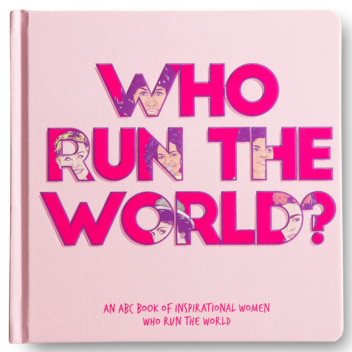 The Little Homie | Who Run the World? book