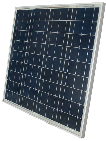 High Quality 60W Polycrystalline 12 Volt Solar Panel for Battery Charger - Boat RV Gate Off-Grid - CIESolarSupply.com