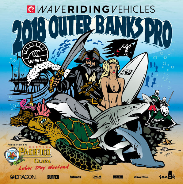 2018 WRV Outer Banks PRO presented by Pacifico