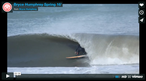 WRV TEAM RIDER BRYCE HUMPHREY BY BILLABONG