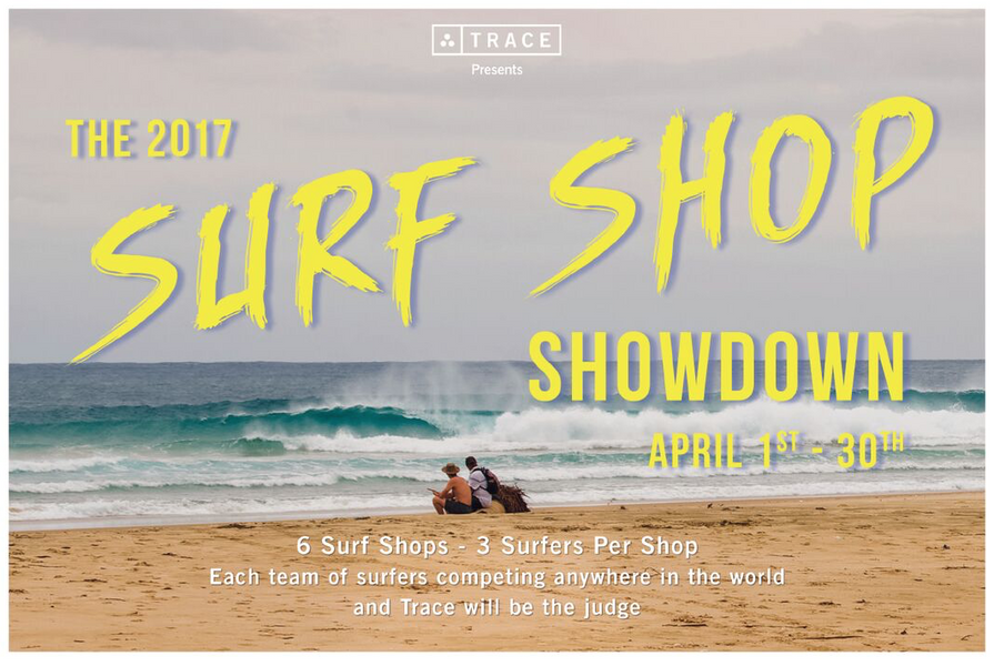 TRACE Presents 2017 Surf Shop Showdown