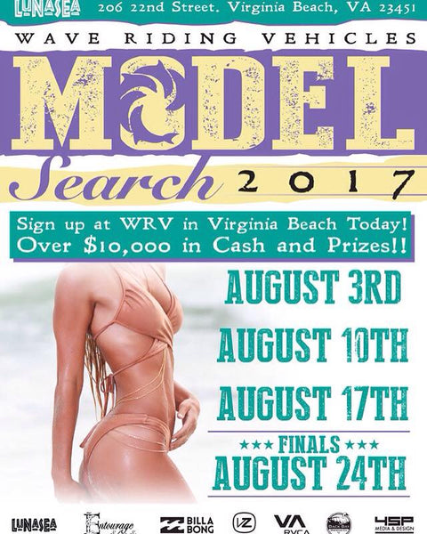 WRV Model Search