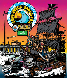 2019 Outer Banks Pro Official Poster