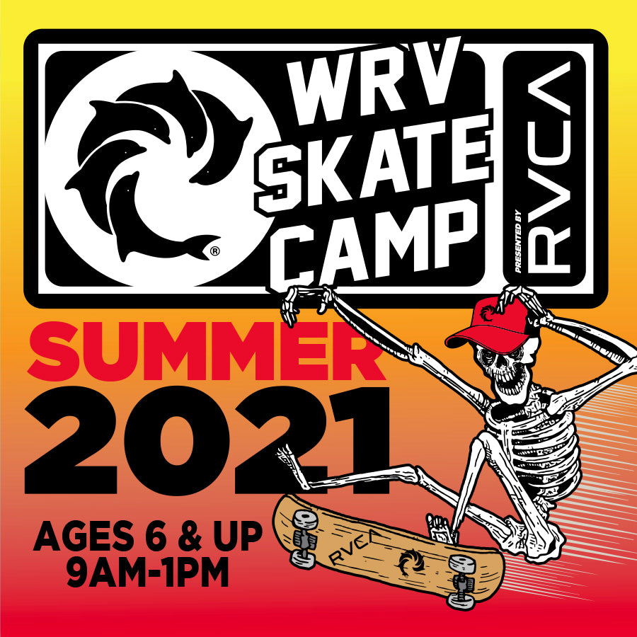 WRV VB Summer 2021 Skate Camp 5-Day