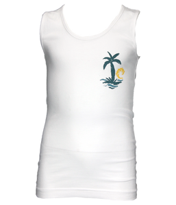 Club Paradise Youth Girls Tank