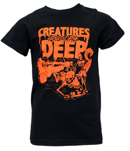 Creatures from the Deep Youth S/S