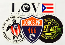 PR STICKER PACK