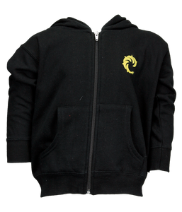 Hot n' Tasty Toddler Zip Hood