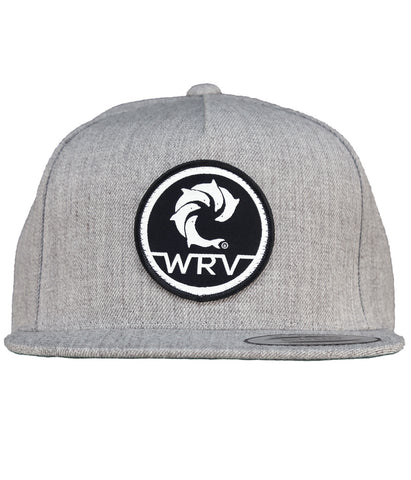 LEGENDS HEATHER GREY SNAPBACK