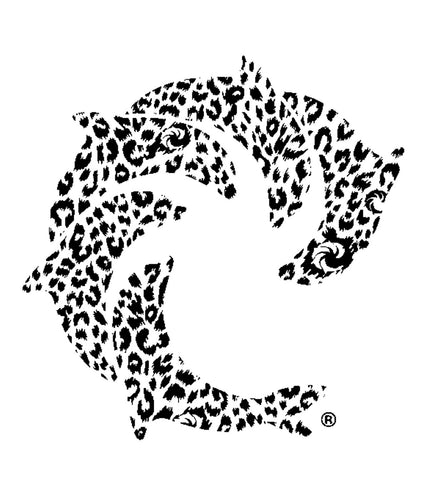 Leopard Decal