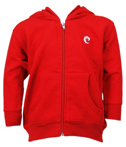 Lopez Toddler Zip Hood
