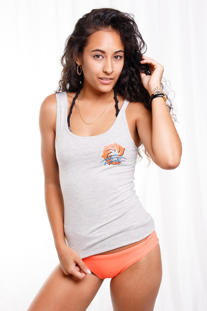 GET WET LADIES TANK
