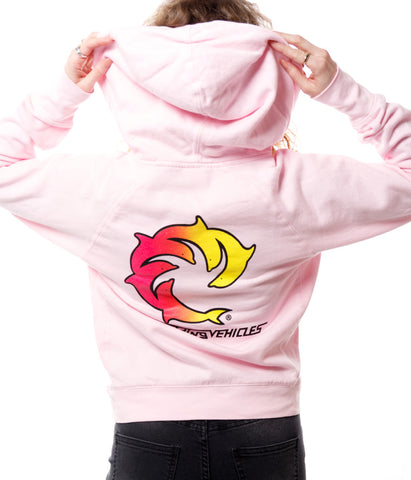 NEW WAVE WOMEN'S HOOD