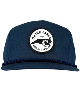 Old OBX Golf Hat