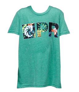 PR Tropics Youth S/S T-Shirt