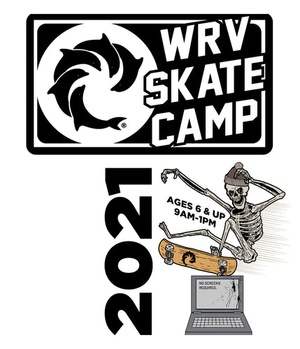 WRV VB Spring 2021 Skate Camp Single Day