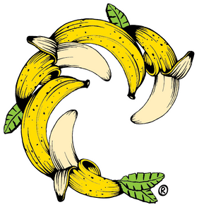 BANANAS DECAL