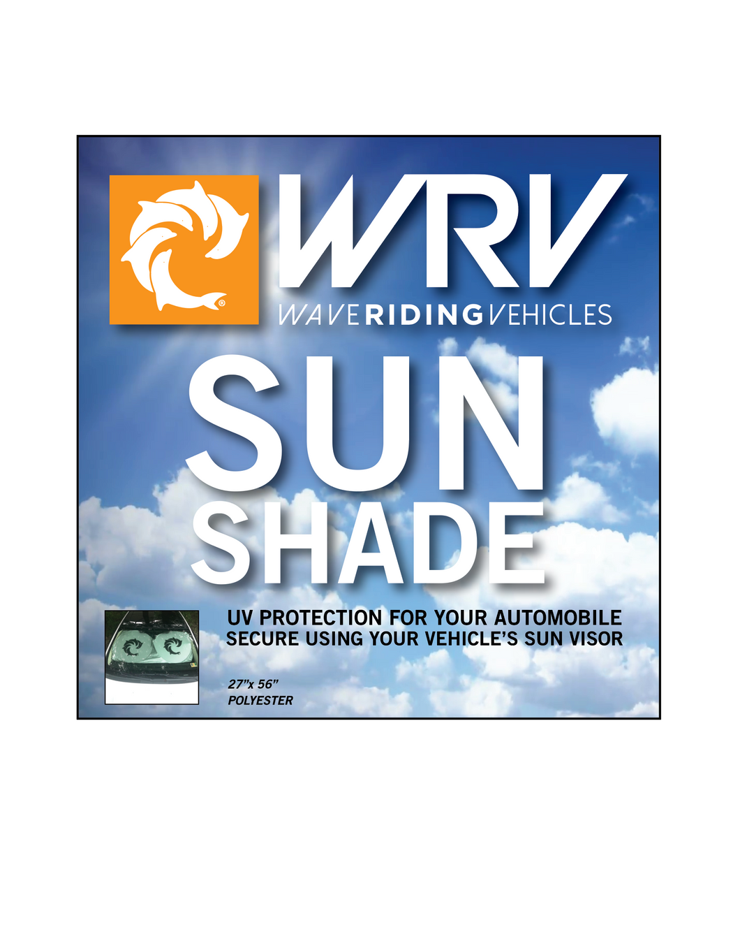 Vehicle Sun Shade