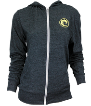 LADIES TRADEMARK ZIP HOOD