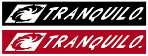 TRANQUILO DECAL