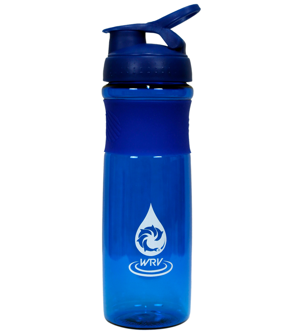 TRITAN WATER BOTTLE (BLUE)