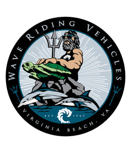 VA Kings Decal