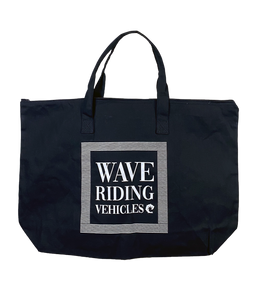 Vibes Seaside Canvas Tote