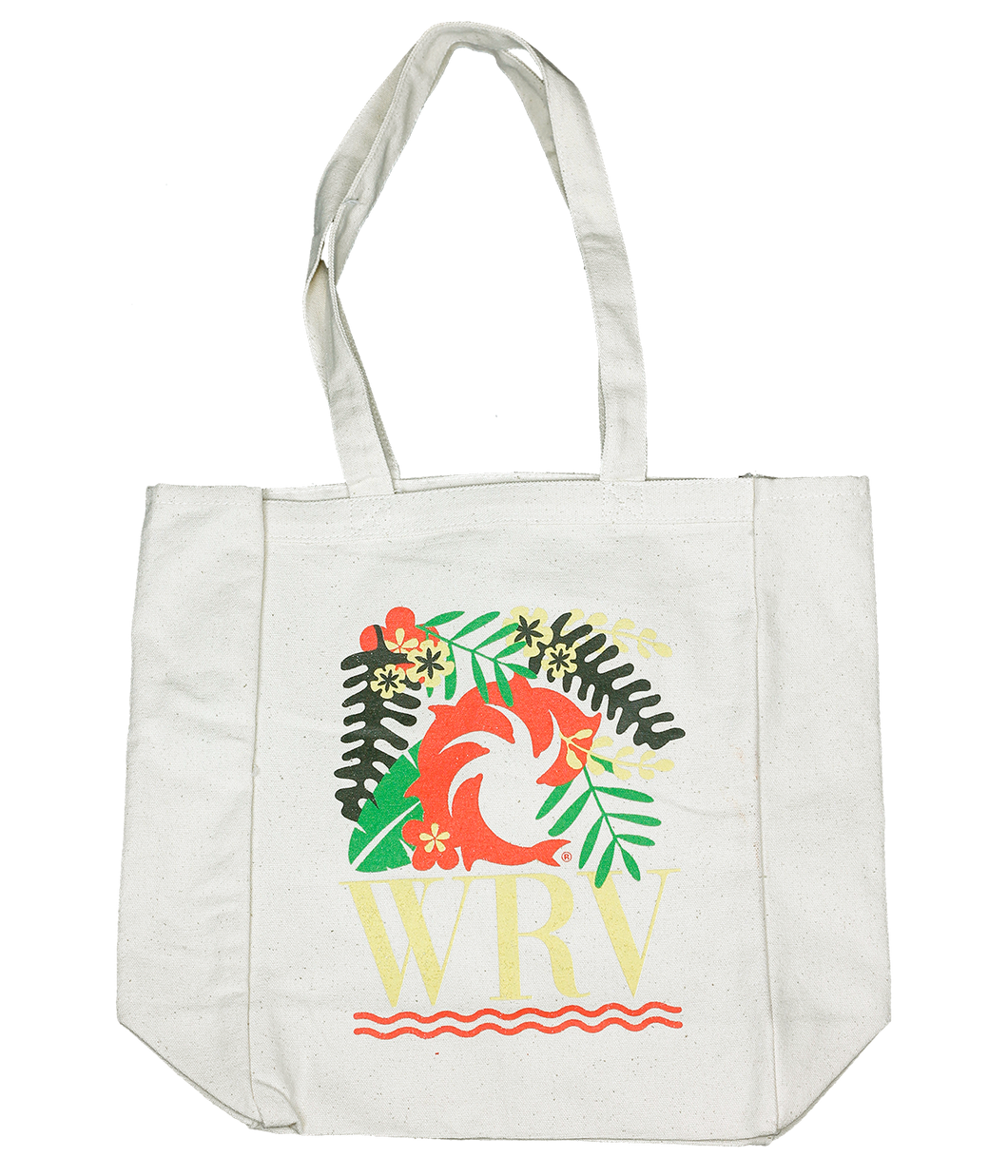 Vice City Canvas Tote