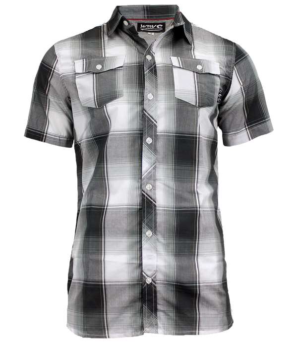 Longo Shades S/S Button Up