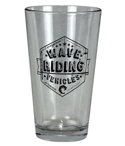 WRV Official Pint Glass