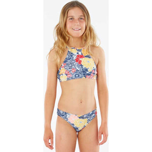 Golden Sol Halter Girls (8 - 16 years) in Navy