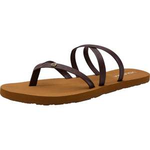 EASY BREEZY II SANDALS - BROWN
