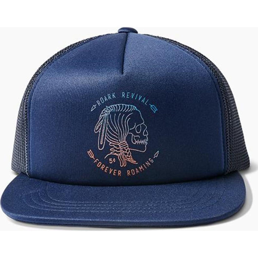 Hobo Nickel Strapback Hat