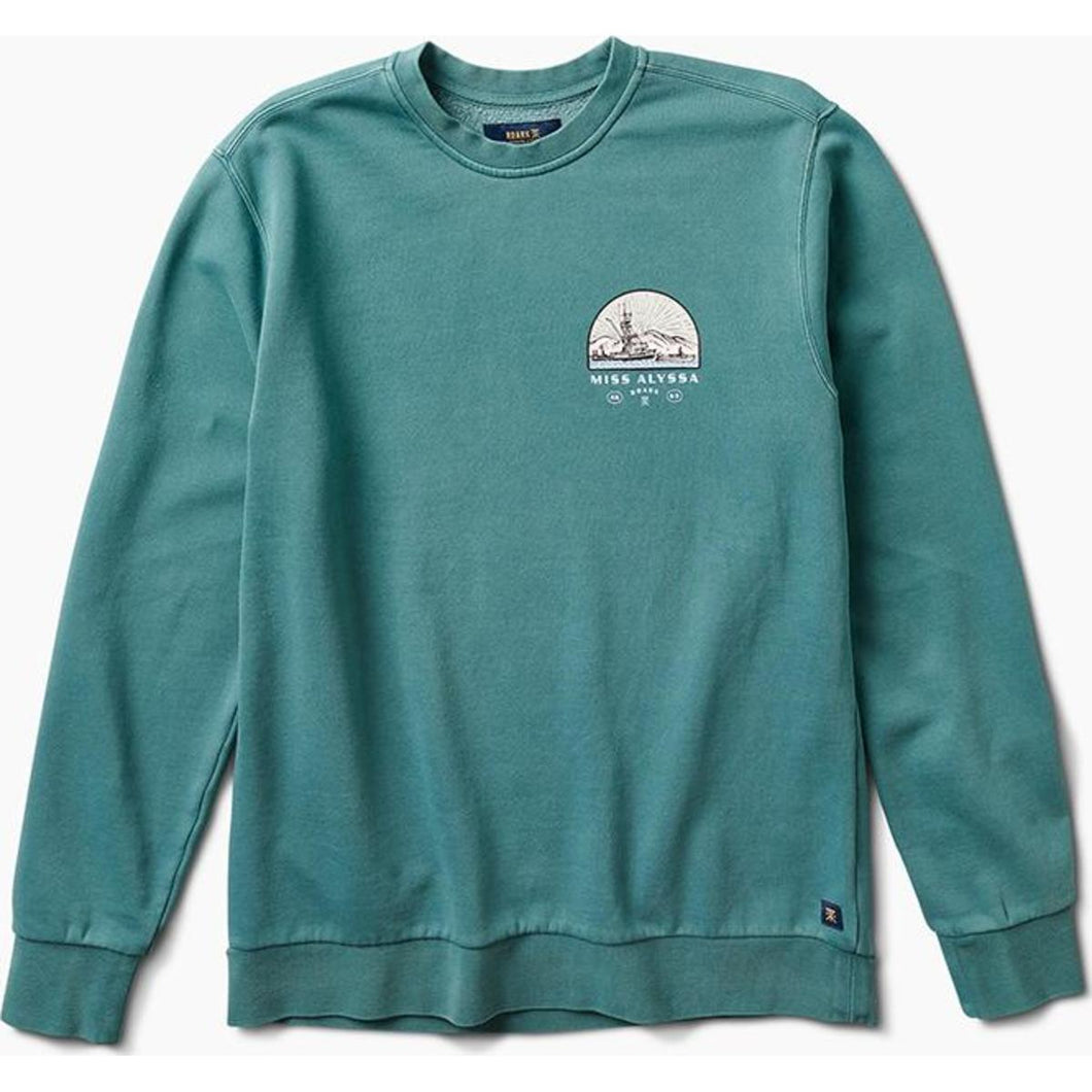 The Alyssa Crew Sweatshirt