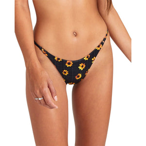WOMENS SUNFLOWER FRENCH BOTTOM