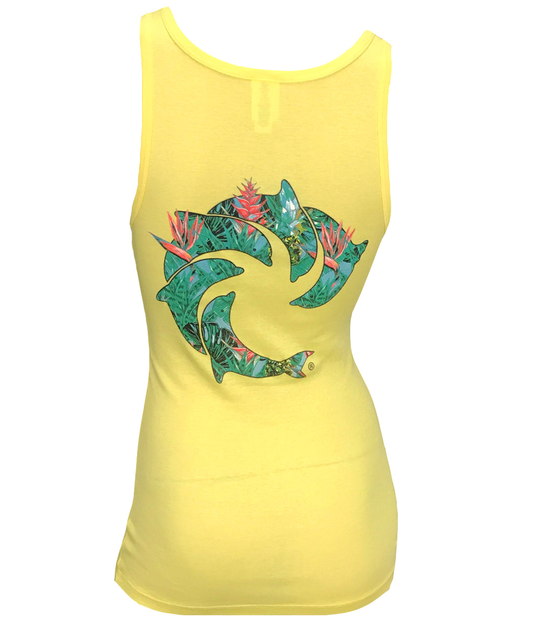 LADIES BIRD OF PARADISE TANK