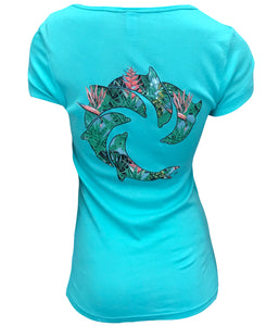 LADIES BIRD OF PARADISE S/S