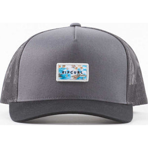 Mix Up Trucker in Navy