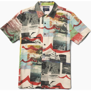 HK Prints Button Up Shirt