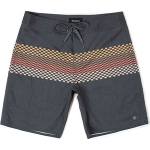 Barge Stripe Trunk - Black/Honey