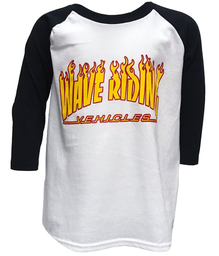 HEAT YOUTH RAGLAN